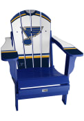 St Louis Blues Jersey Adirondack Beach Chairs