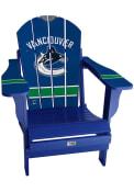 Vancouver Canucks Jersey Adirondack Beach Chairs