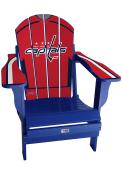 Washington Capitals Jersey Adirondack Beach Chairs