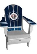 Winnipeg Jets Jersey Adirondack Beach Chairs