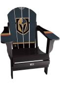Vegas Golden Knights Jersey Adirondack Beach Chairs