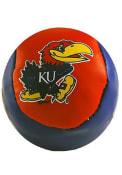 Kansas Jayhawks Hacky Sack Balls and Helmets Hacky Sack