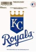 Kansas City Royals Small Auto Static Cling