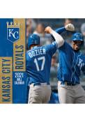 Kansas City Royals 2021 12x12 Team Wall Calendar