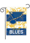 St Louis Blues 13 X 18 Garden Flag