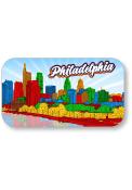 Philadelphia Skyline Crystal Magnet