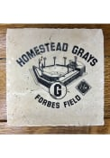 Homestead Grays Homestead Grays 4x4 Coaster