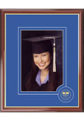Delaware Fightin' Blue Hens 5x7 Graduate Picture Frame