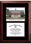 Diplomate and Campus Lithograph Picture Frame