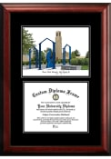 Ferris State Bulldogs Diplomate and Campus Lithograph Picture Frame