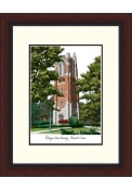 Michigan State Spartans Legacy Campus Lithograph Wall Art