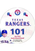 Texas Rangers 101: My First Text Children's Book