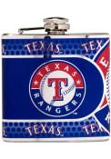 Texas Rangers 6oz Stainless Steel Flask