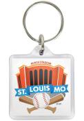St Louis Keychain