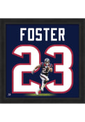Arian Foster Houston Texans 20x20 Uniframe Framed Posters