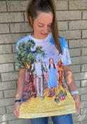 Wizard of Oz Scene Fashion T Shirt - Yellow