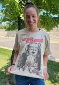 Wizard of Oz Womens Put Em Up T-Shirt - Tan