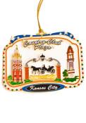 Kansas City Ornament