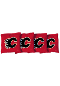 Calgary Flames All-Weather Cornhole Bags Tailgate Game