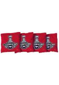 Washington Capitals All-Weather Cornhole Bags Tailgate Game