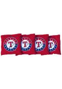 Texas Rangers Corn Filled Cornhole Bags Tailgate Game
