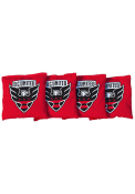 DC United Corn Filled Cornhole Bags Tailgate Game