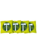Portland Timbers Corn Filled Cornhole Bags Tailgate Game