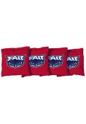 Florida Atlantic Owls All-Weather Cornhole Bags Tailgate Game