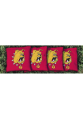 Ferris State Bulldogs All-Weather Cornhole Bags Tailgate Game