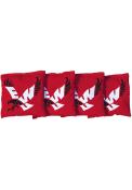 Eastern Washington Eagles Corn Filled Cornhole Bags Tailgate Game
