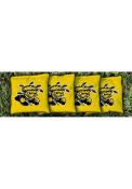 Wichita State Shockers Corn Filled Cornhole Bags Tailgate Game