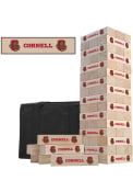 Cornell Big Red Tumble Tower Tailgate Game