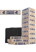 Vancouver Canucks Tumble Tower Tailgate Game