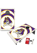 East Carolina Pirates Baggo Bean Bag Toss Tailgate Game