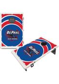 DePaul Blue Demons Baggo Bean Bag Toss Tailgate Game