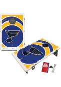 St Louis Blues Baggo Bean Bag Toss Tailgate Game