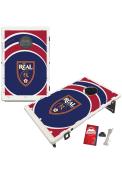 Real Salt Lake Baggo Bean Bag Toss Tailgate Game