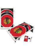 Chicago Blackhawks Baggo Bean Bag Toss Tailgate Game