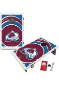 Colorado Avalanche Baggo Bean Bag Toss Tailgate Game