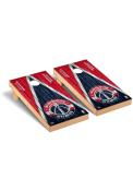 Washington Wizards Triangle Regulation Cornhole Tailgate Game