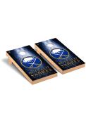 Buffalo Sabres Museum Regulation Cornhole Tailgate Game