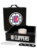 Los Angeles Clippers Washer Toss Tailgate Game