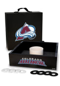 Colorado Avalanche Washer Toss Tailgate Game