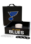 St Louis Blues Washer Toss Tailgate Game