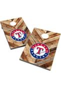 Texas Rangers 2X3 Cornhole Bag Toss Tailgate Game