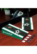 Dallas Stars Desktop Cornhole Desk Accessory