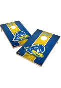 Delaware Fightin' Blue Hens Vintage 2x3 Cornhole Tailgate Game