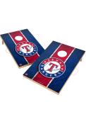 Texas Rangers Vintage 2x3 Cornhole Tailgate Game