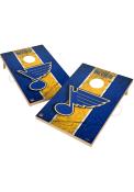 St Louis Blues Vintage 2x3 Cornhole Tailgate Game