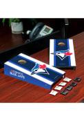 Toronto Blue Jays Desktop Cornhole Desk Accessory